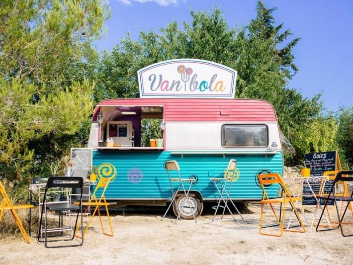 Van Bola Food Truck