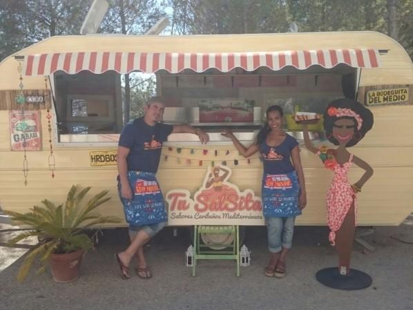 Tu Salsita food truck