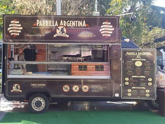 Parrilla Argentina Mcanudos