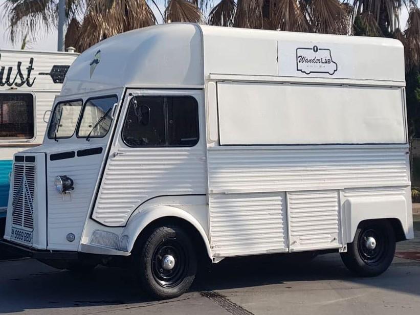 Wanderlab food truck