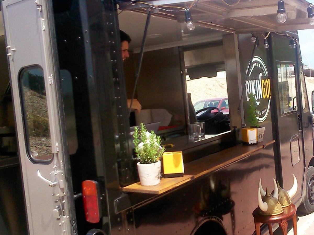 BikinGo food truck