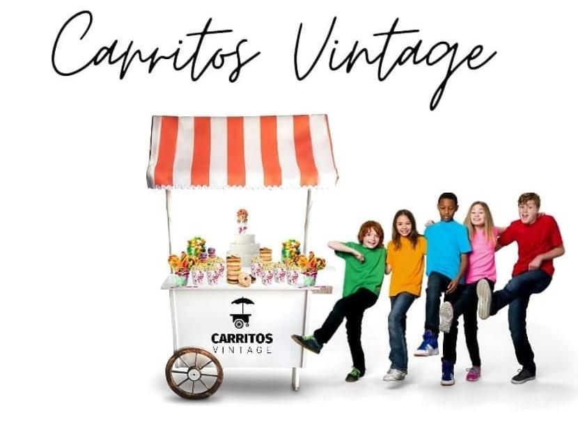 Carritos Vintage Dulces