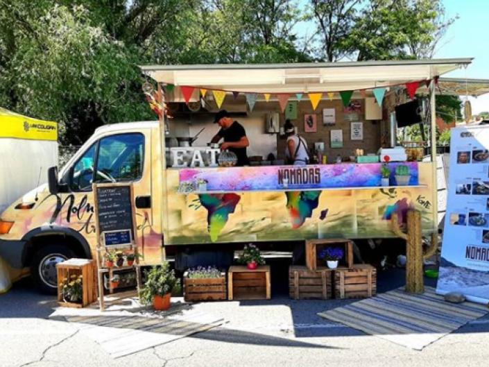 Nómadas food truck