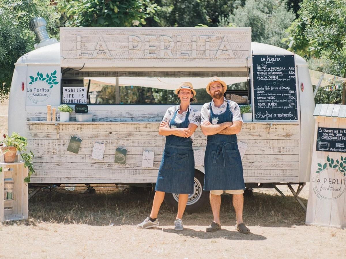 La Perlita food truck