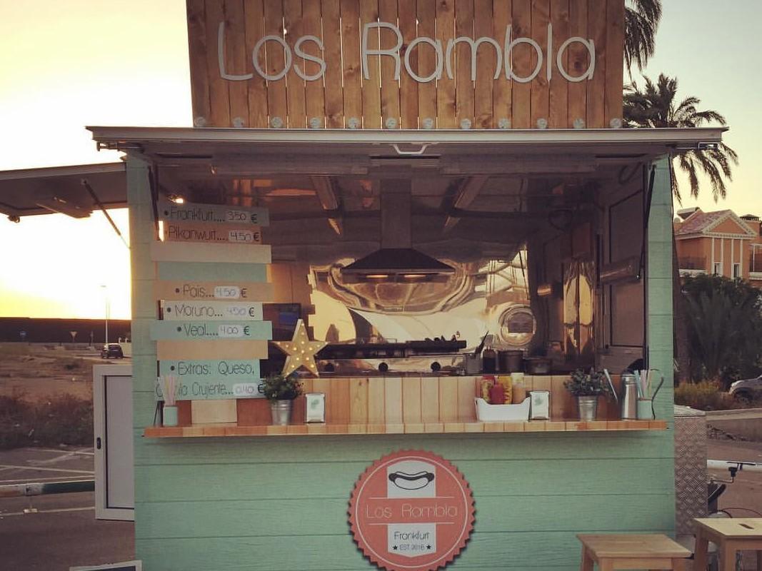 Los Rambla food truck