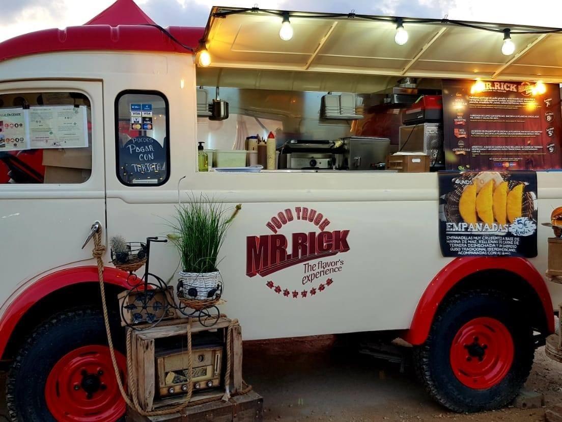 Mr Rick food truck