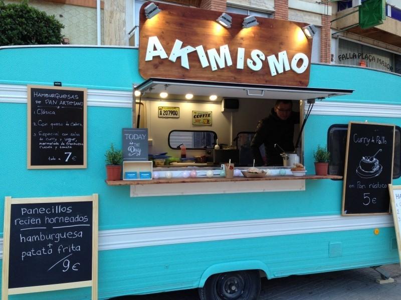 Akimismo food truck