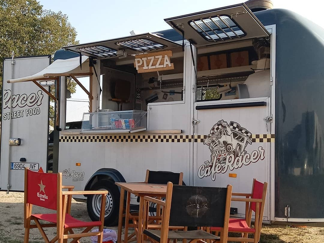 Cafe Racer food truck