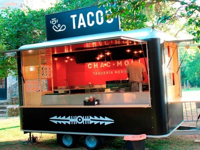 Chac Mool food truck