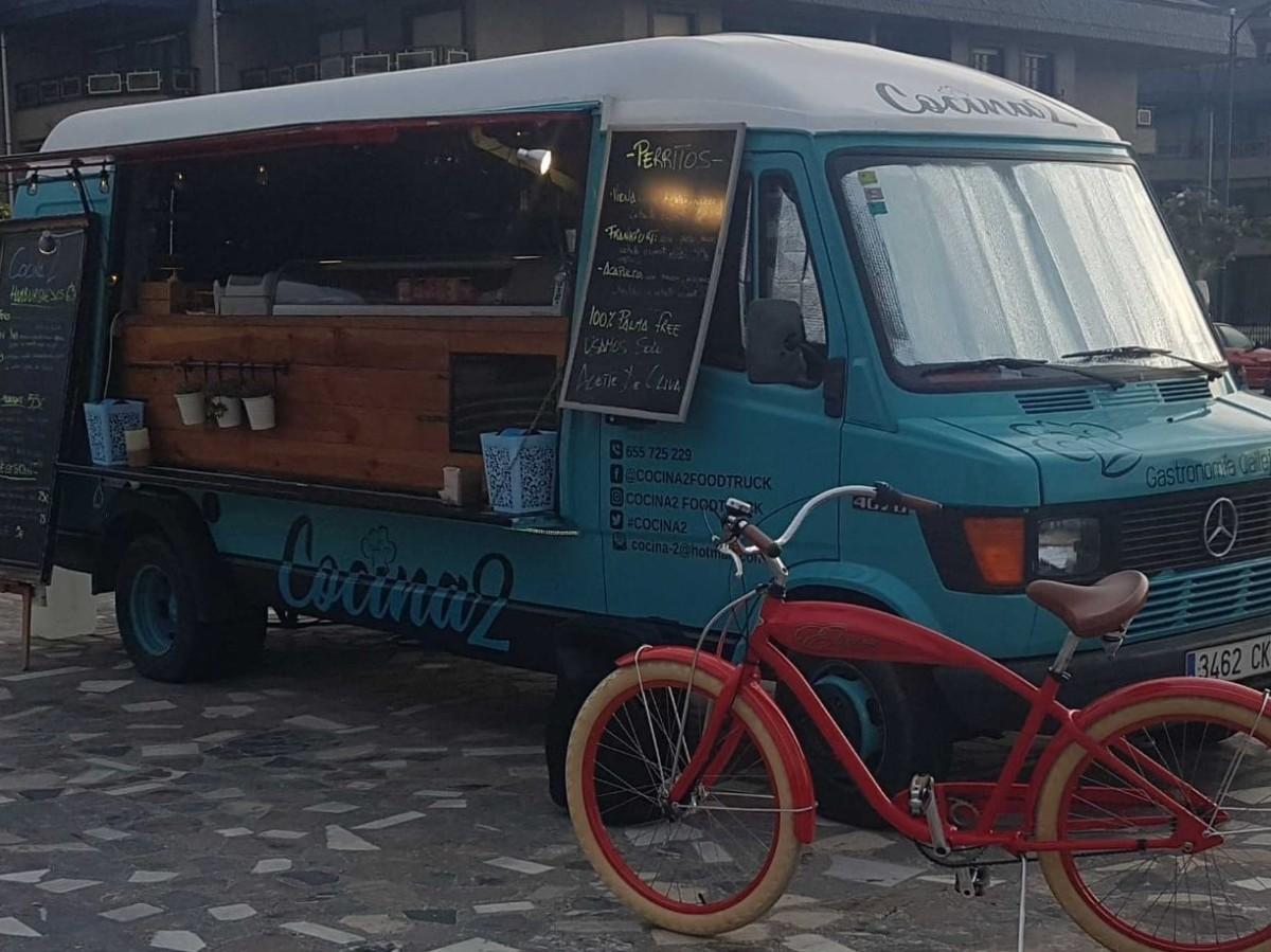 Cocina2 food truck