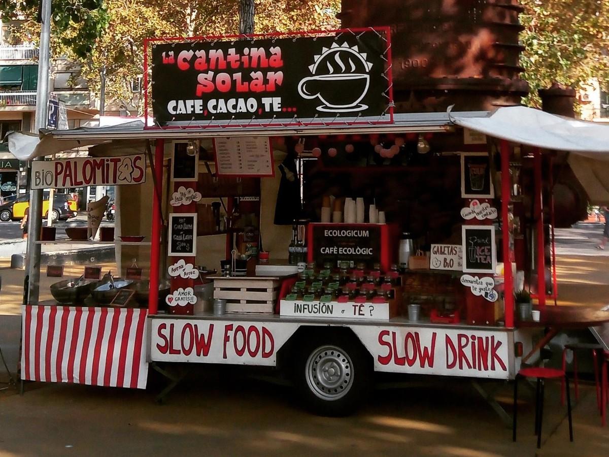 La Cantina Solar food truck