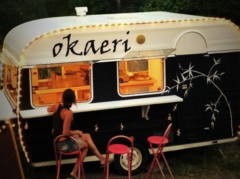 Okaeri food truck
