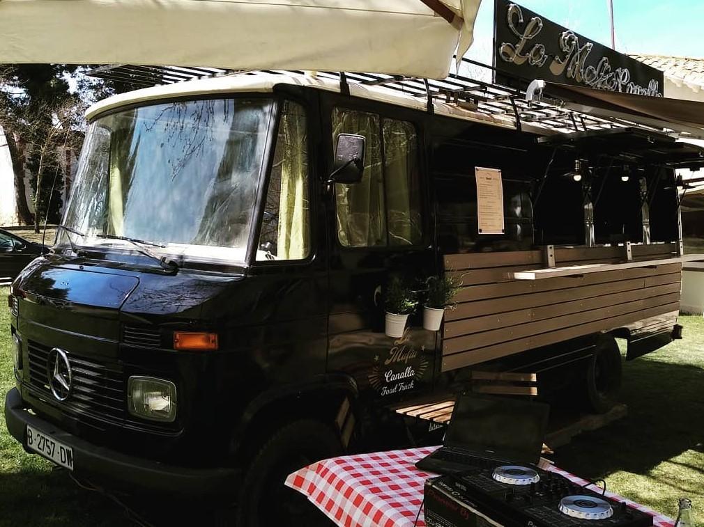 La Mafia Canalla food truck