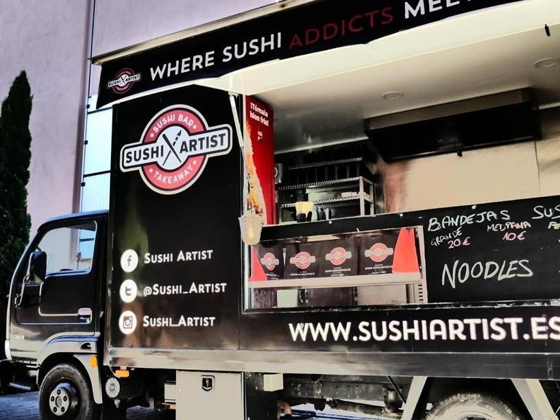 Sushi Artist Truck