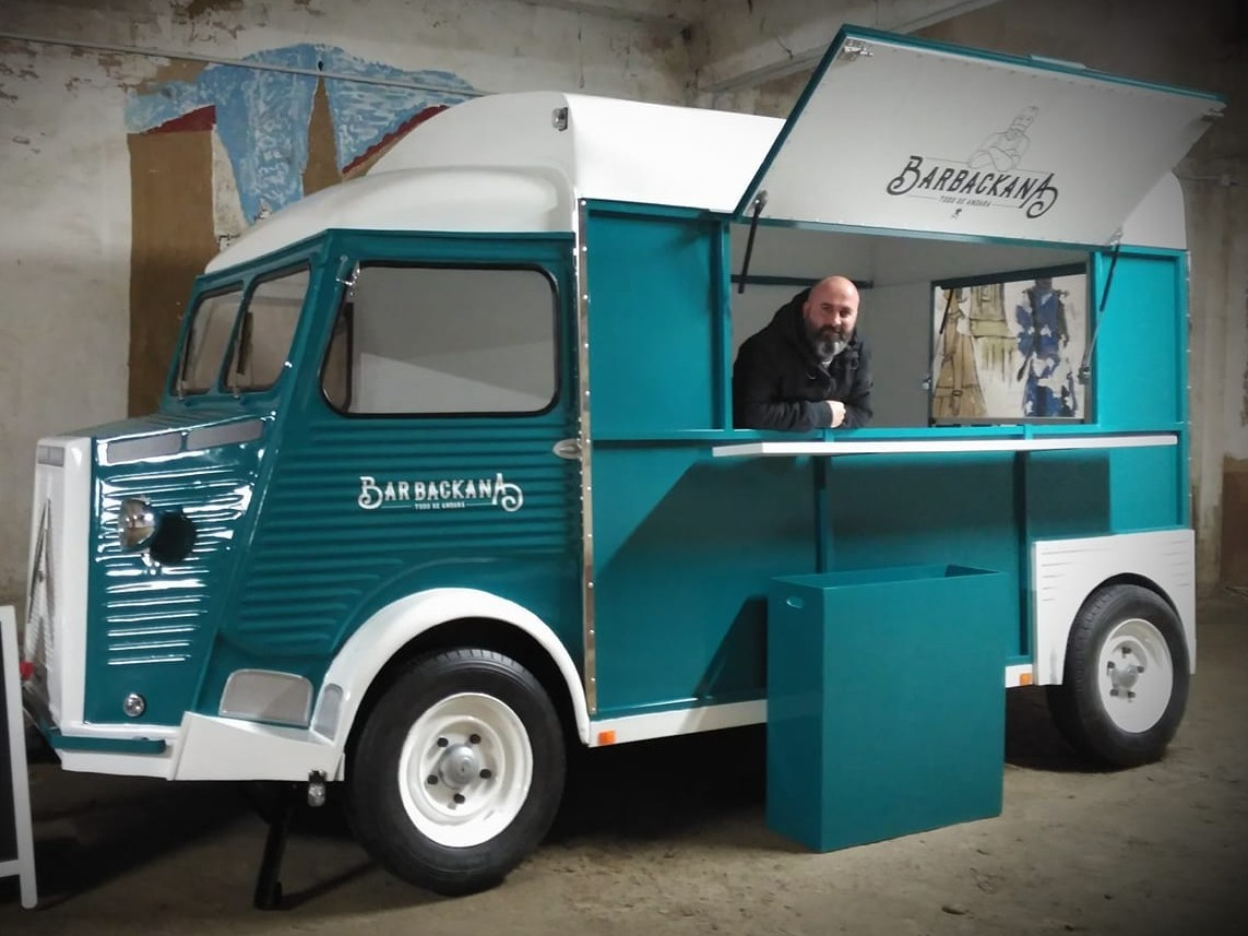 Barbackana food truck
