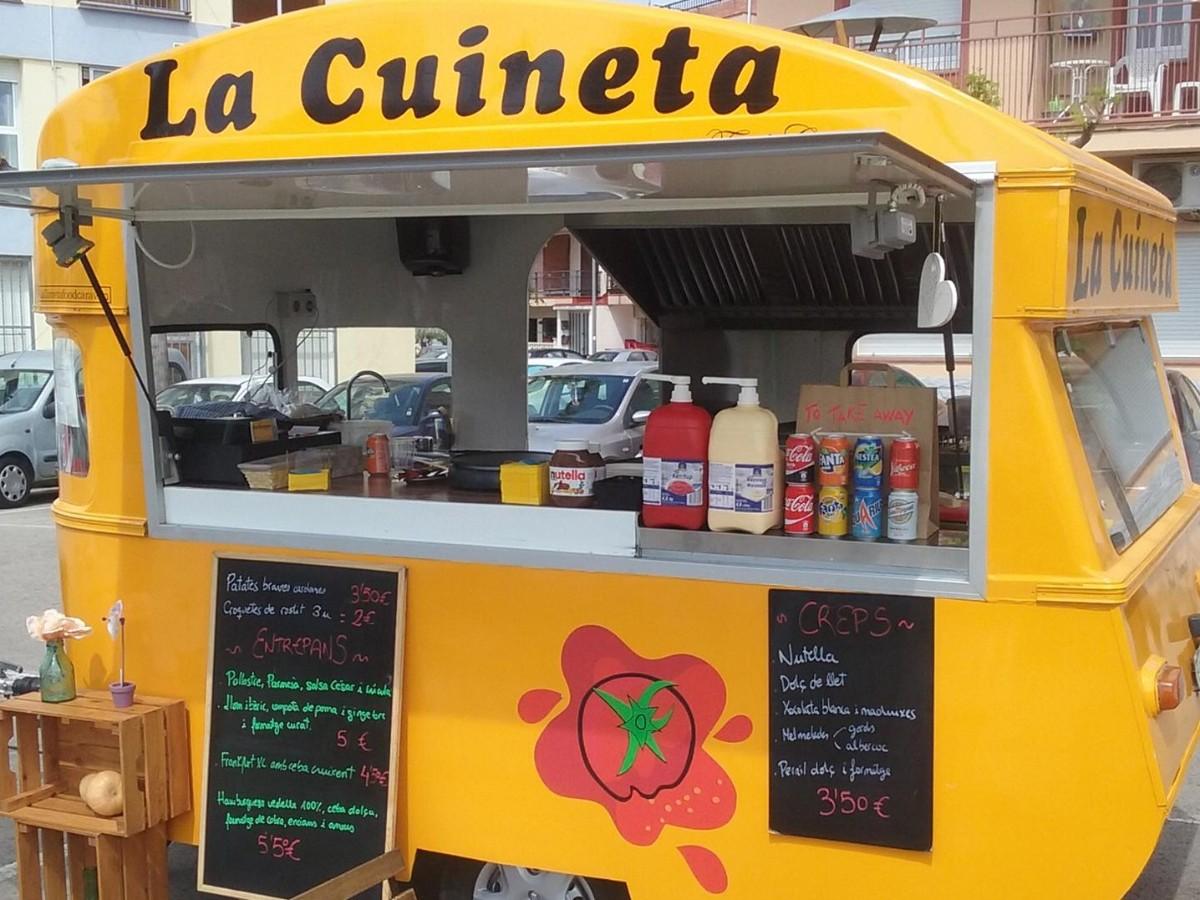 La Cuineta Food Caravan