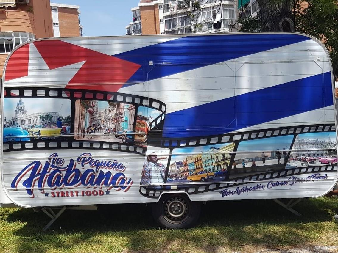 La Pequeña Habana Street Food