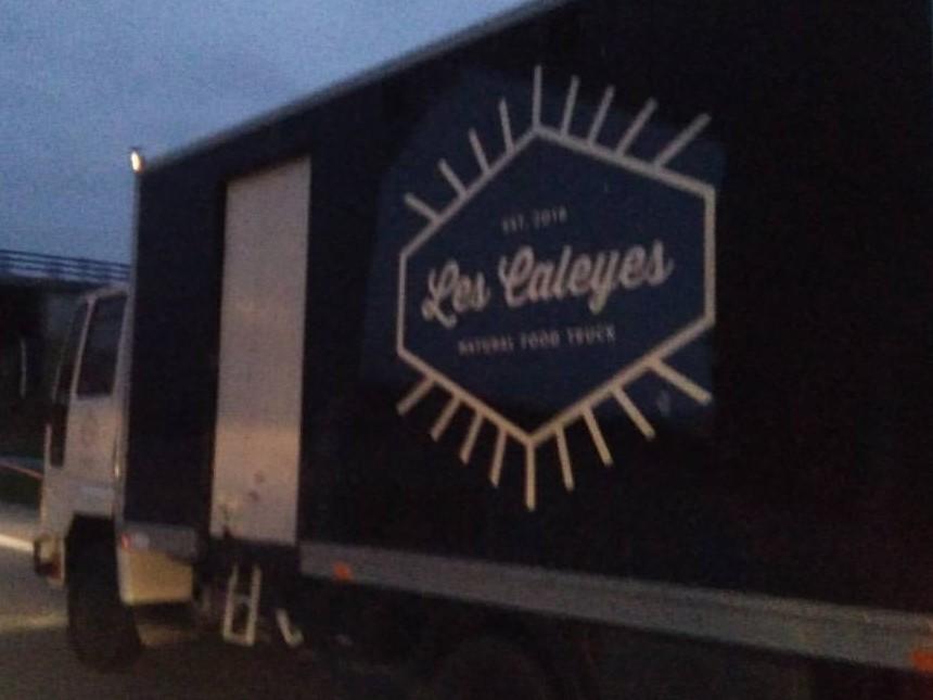 Les Caleyes food truck