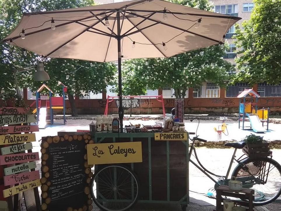 Les Caleyes Bike