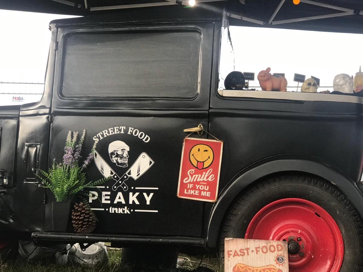 Peaky food truck