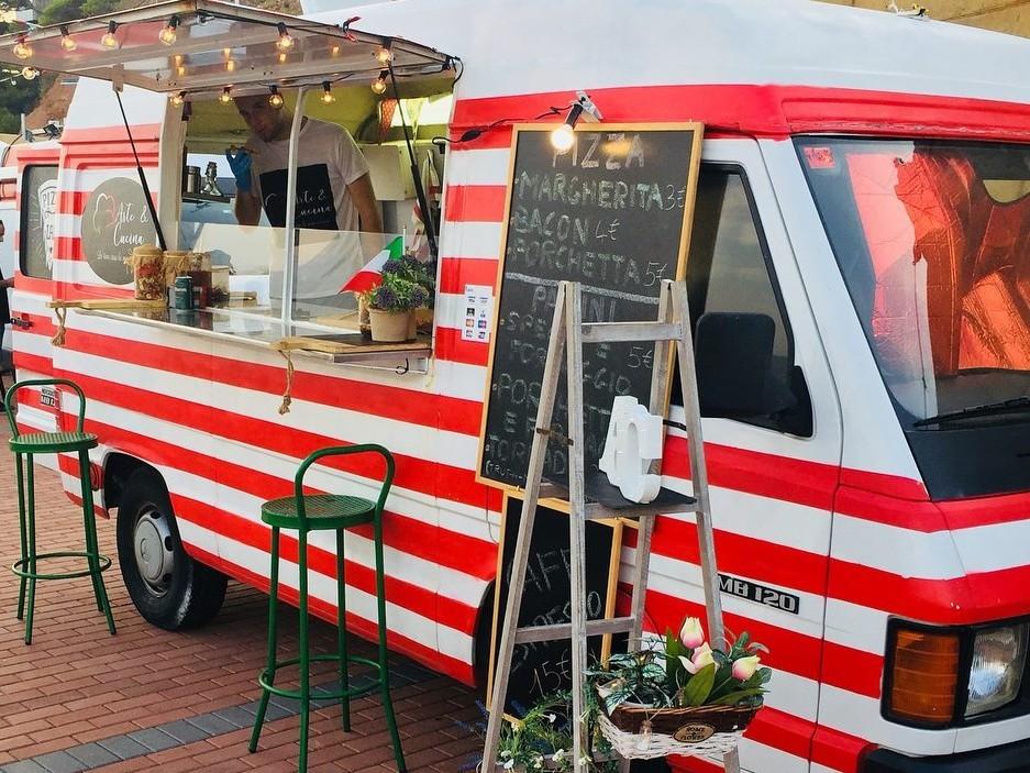 Pizza Lab food truck