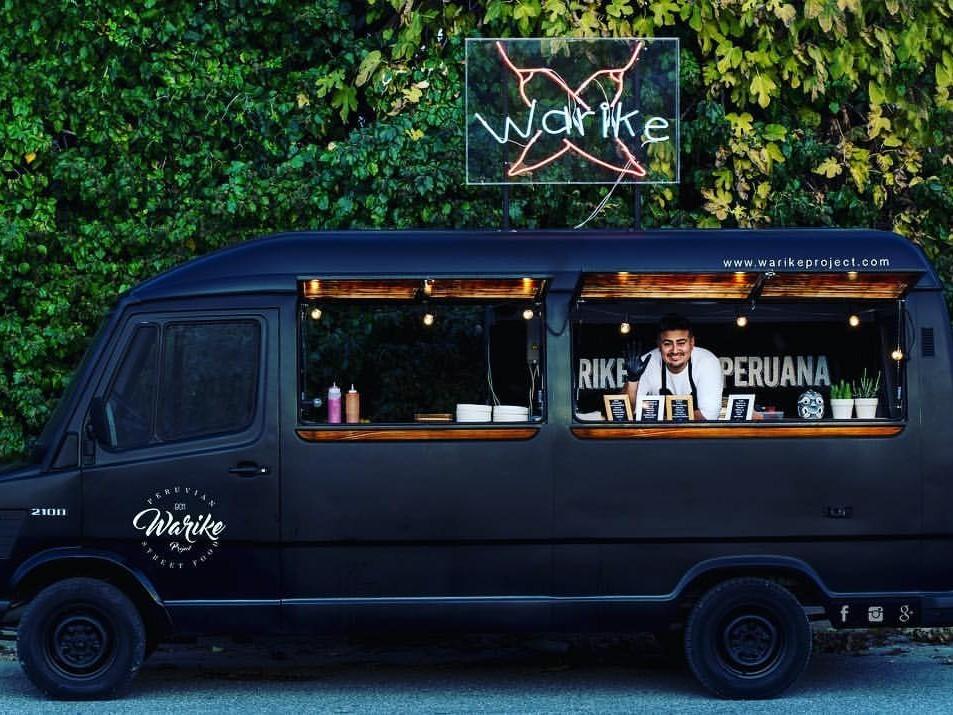 Warike food truck