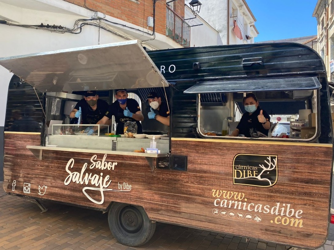 Food truck Sabor Salvaje