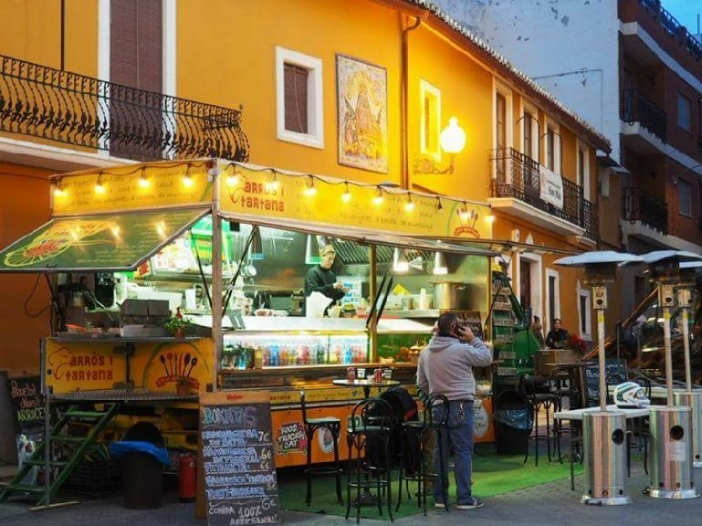 Arroz I Tartana Food Truck