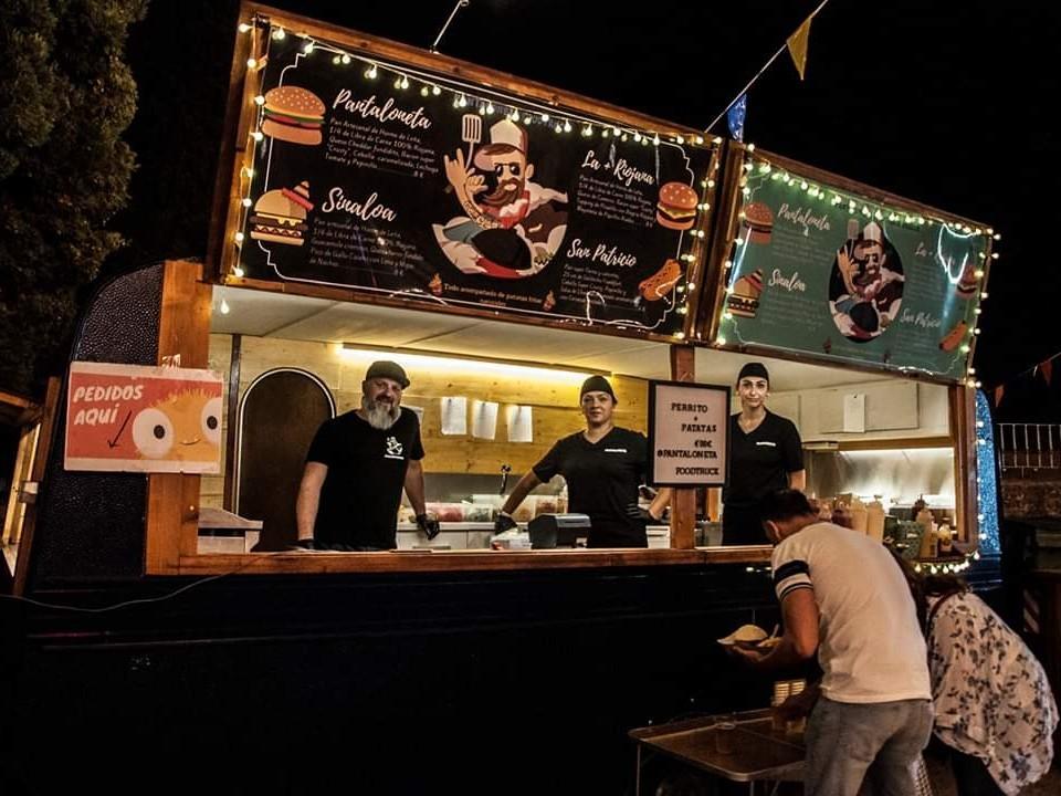 Pantaloneta Food Truck